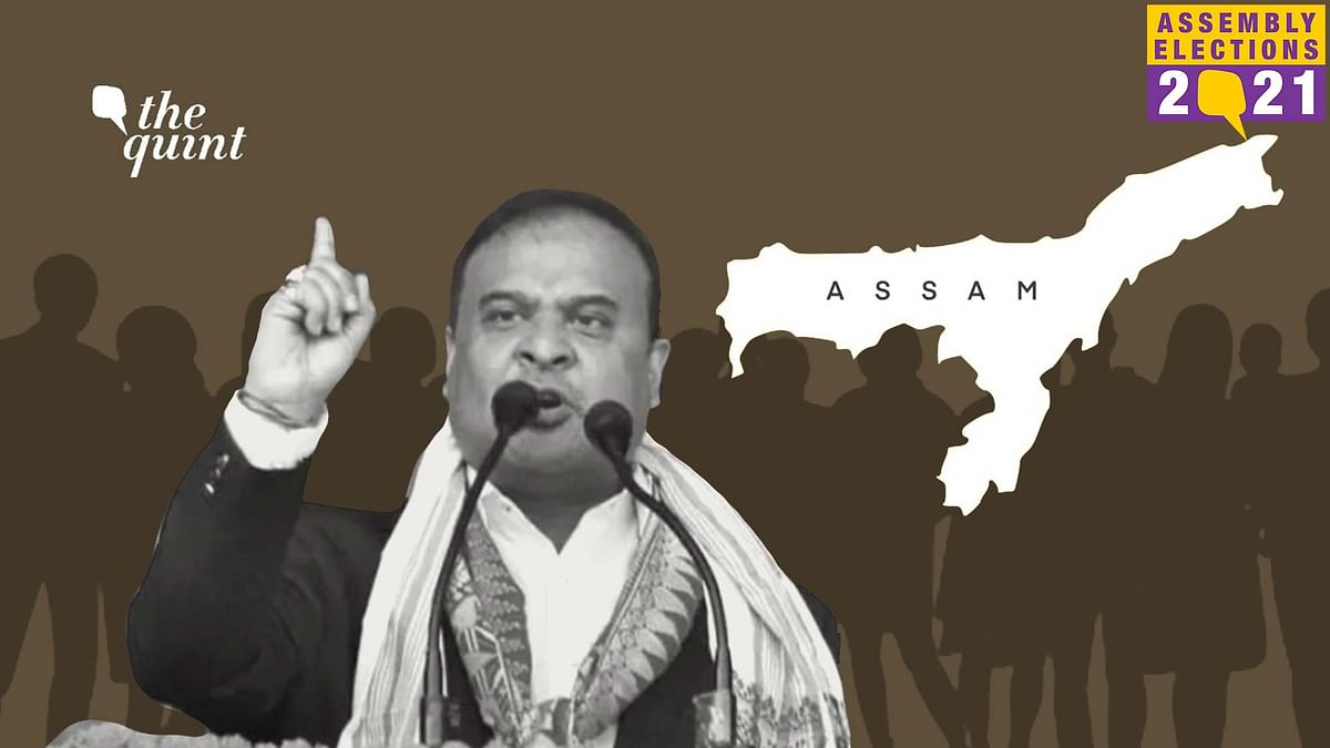 Assam Polls: EC Notice to Himanta  Over 'Threat' to Cong Ally