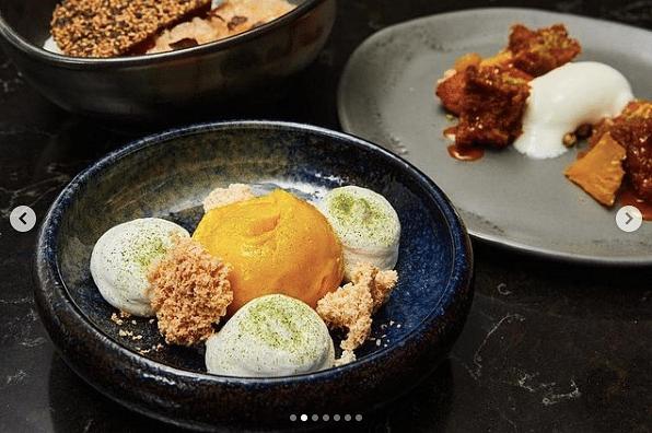 Food pics from Sona posted by Priyanka Chopra.