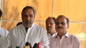 Bengal Elections: Adhir, Anand Sharma Spar Over Tie-Up With Abbas