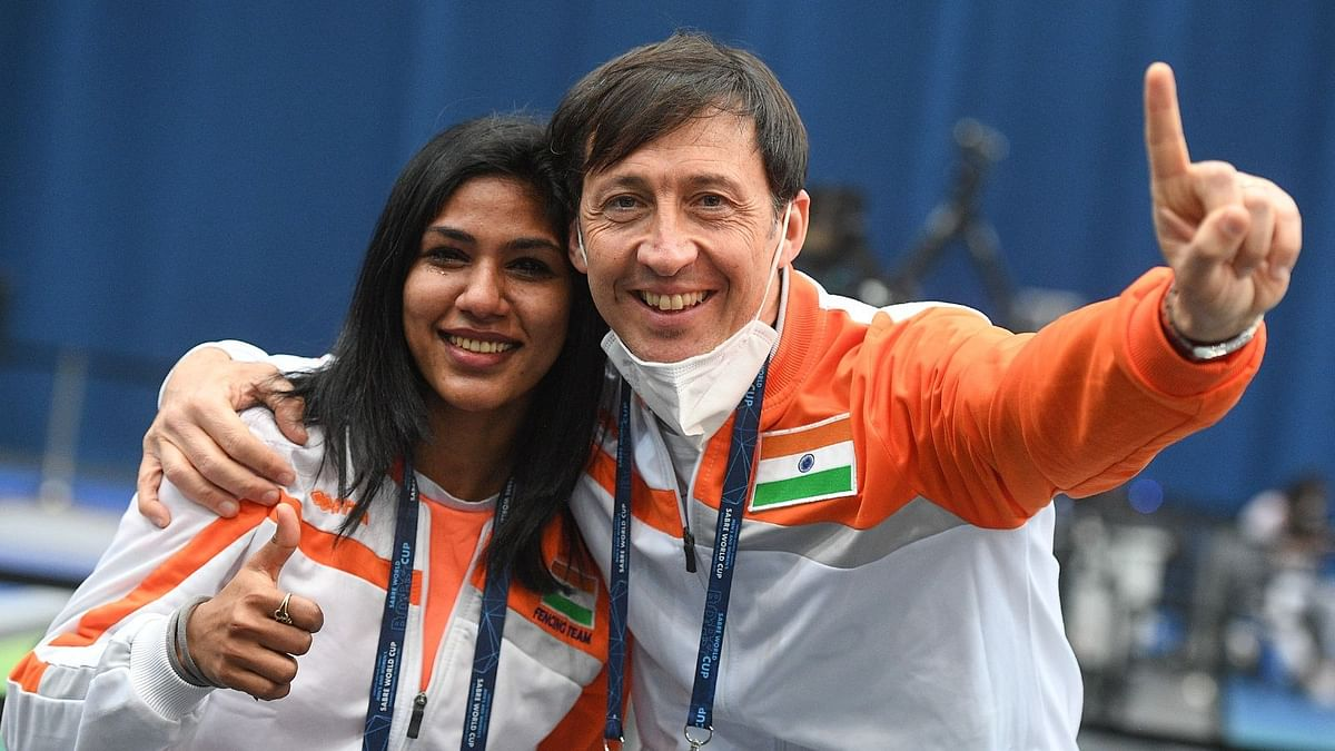 Bhavani Devi has become the first Indian to qualify for the Fencing Event at the Olympics.