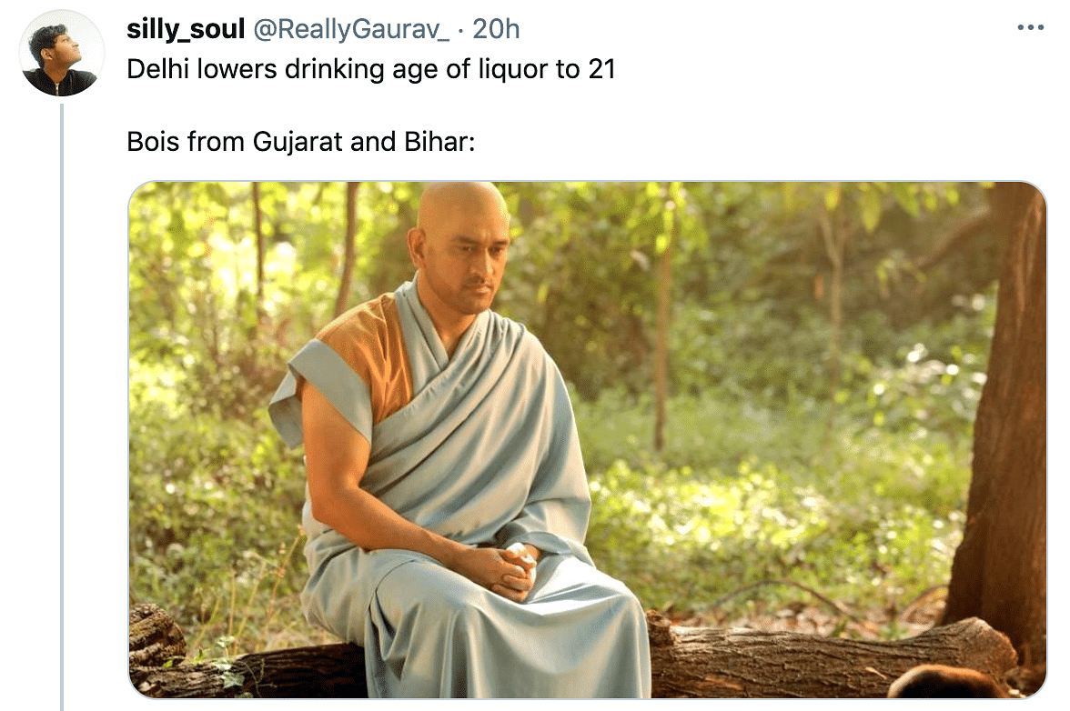Delhi Lowering Drinking Age to 21 Sparks a Meme Fest
