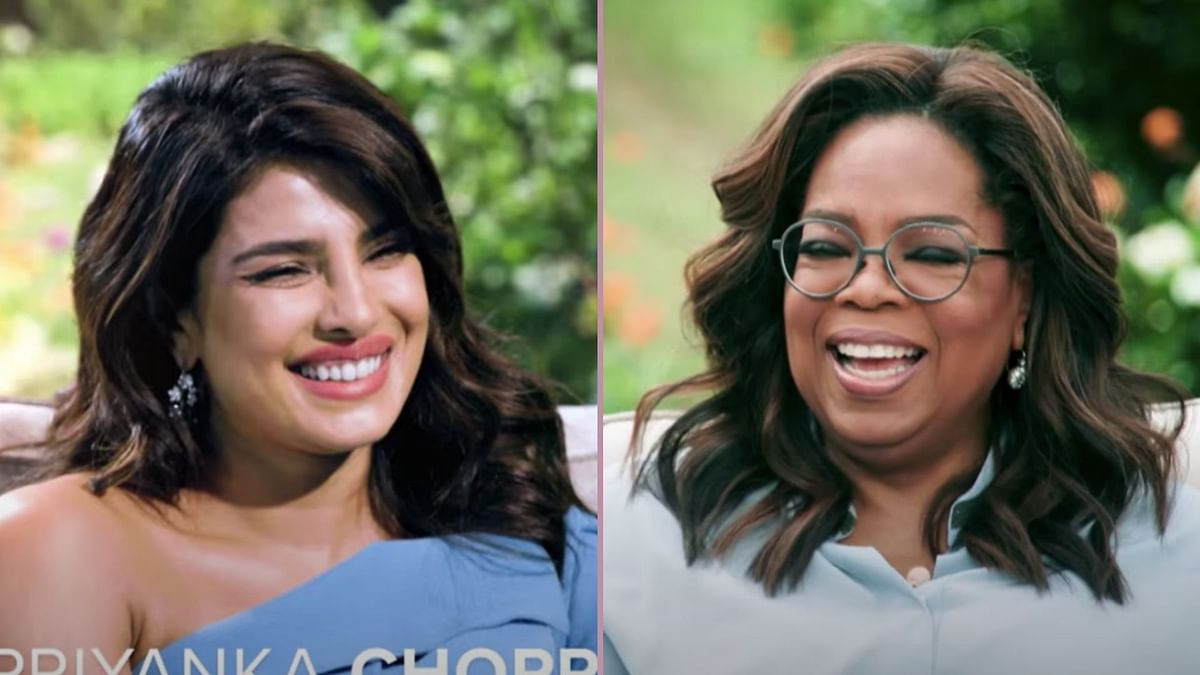 After Meghan, Priyanka Chopra to Be Next Guest on Oprah's Show