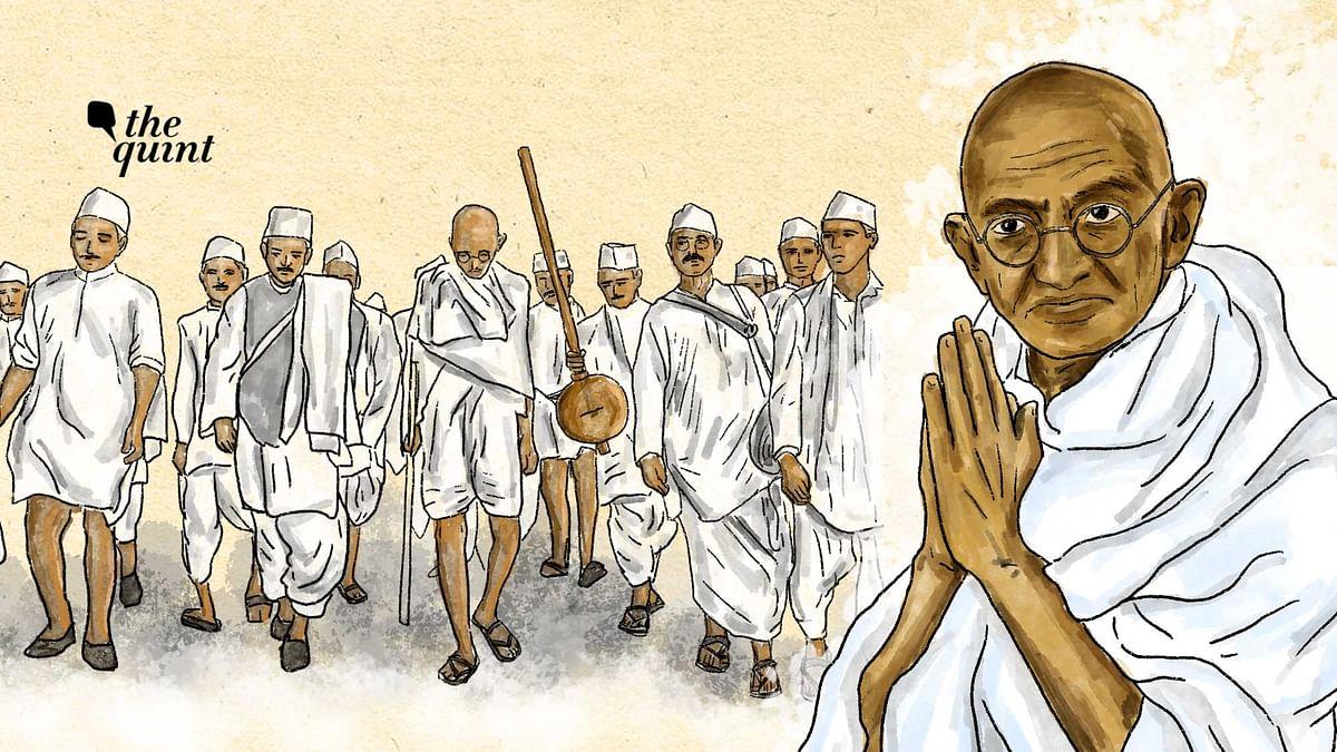 Graphic Novel | How Gandhi's Dandi March Shook the British Empire