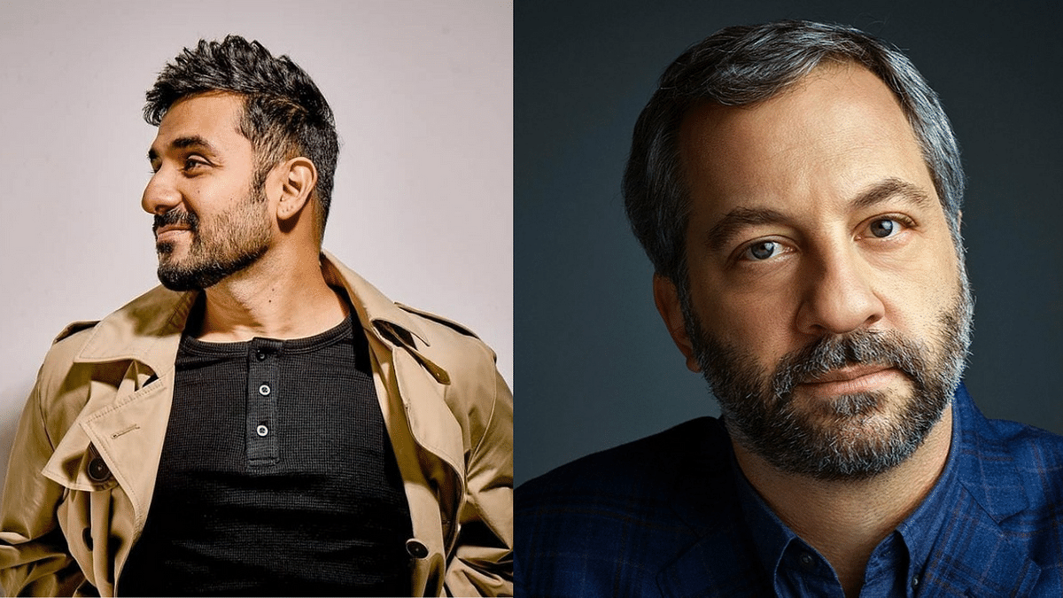 Vir Das Joins Cast of Judd Apatow Directorial 'The Bubble'