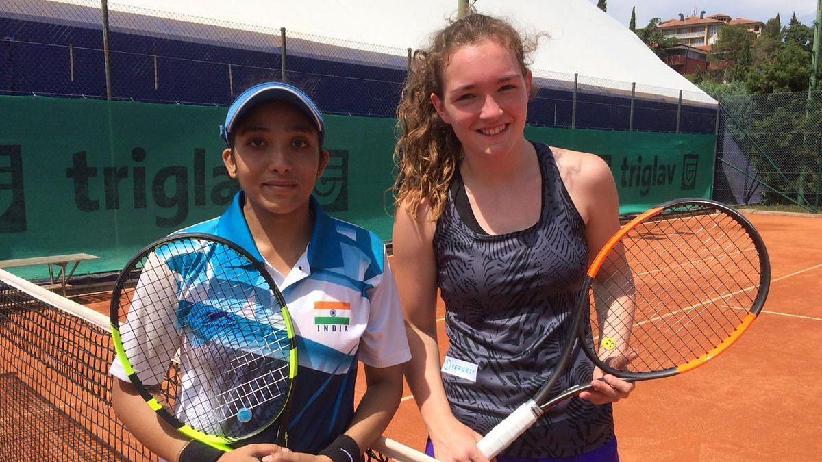 Good News: Deaf Tennis Player Jafreen Shaik Gets Rs 2.5-Lakh Aid