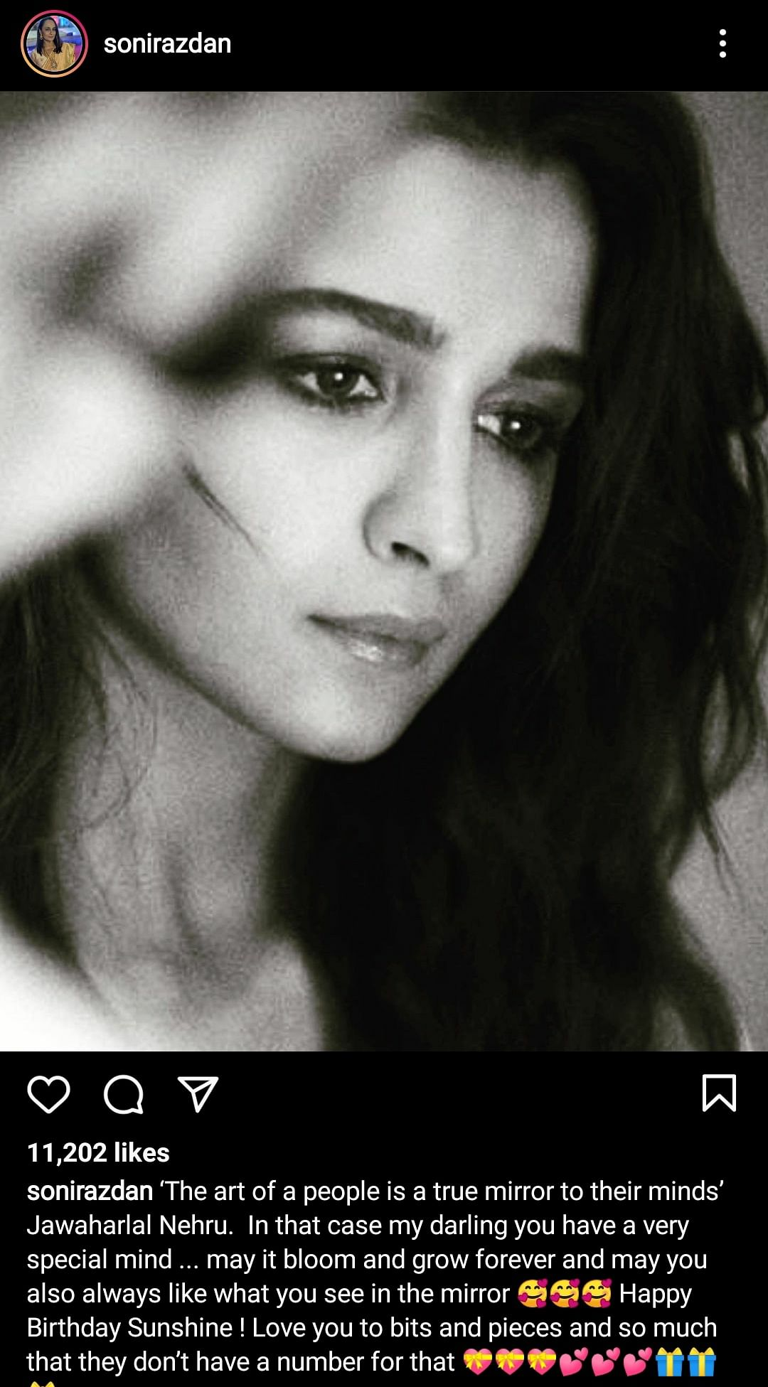 Riddhima, Soni, Kareena, and Other Celebs Wish Alia Bhatt on B'Day