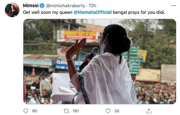 Mamata Allegedly Attacked: Many 'Distressed', BJP Claims 'Drama'
