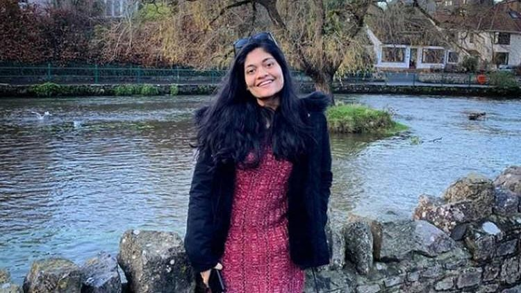 Former Oxford Students' Union President-elect Rashmi Samant