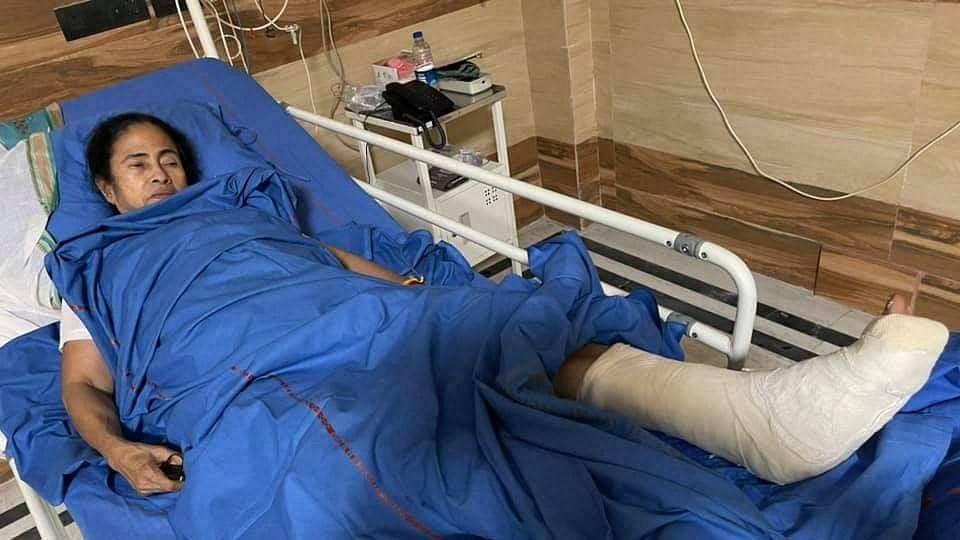 Mamata Injury: EC Says 'No Attack', Suspends Cop in Nandigram