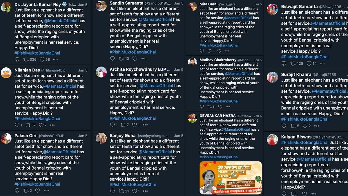 Bengal Poll: How Twitter Trends Are Being Used to Spread Fake News