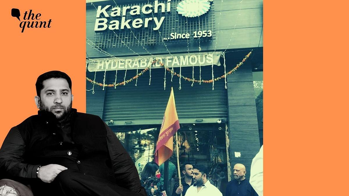 MNS vice-president, Haji Saif Shaikh took to Twitter to share that Karachi Bakery has been shuttered down.