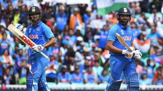 Rohit Sharma & Shikhar Dhawan to Open in 1st England ODI: Kohli