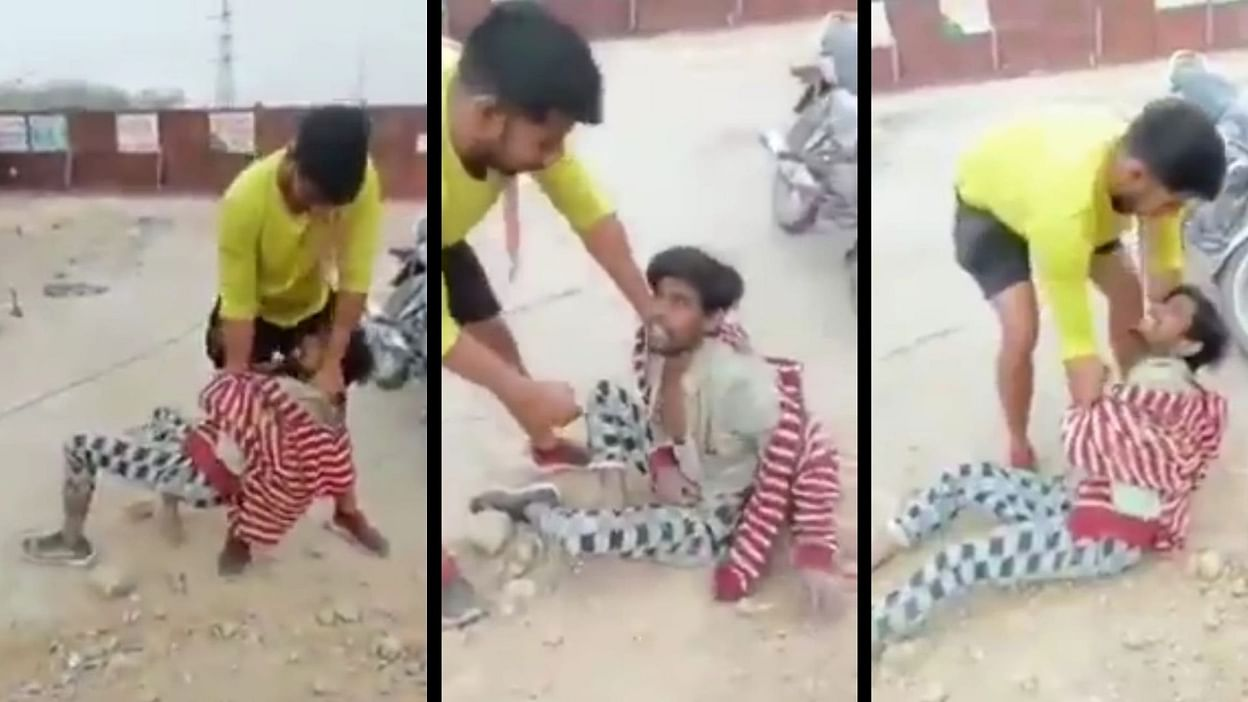 Man Thrashed, Forced to Chant Slogans in NE Delhi, Accused Held