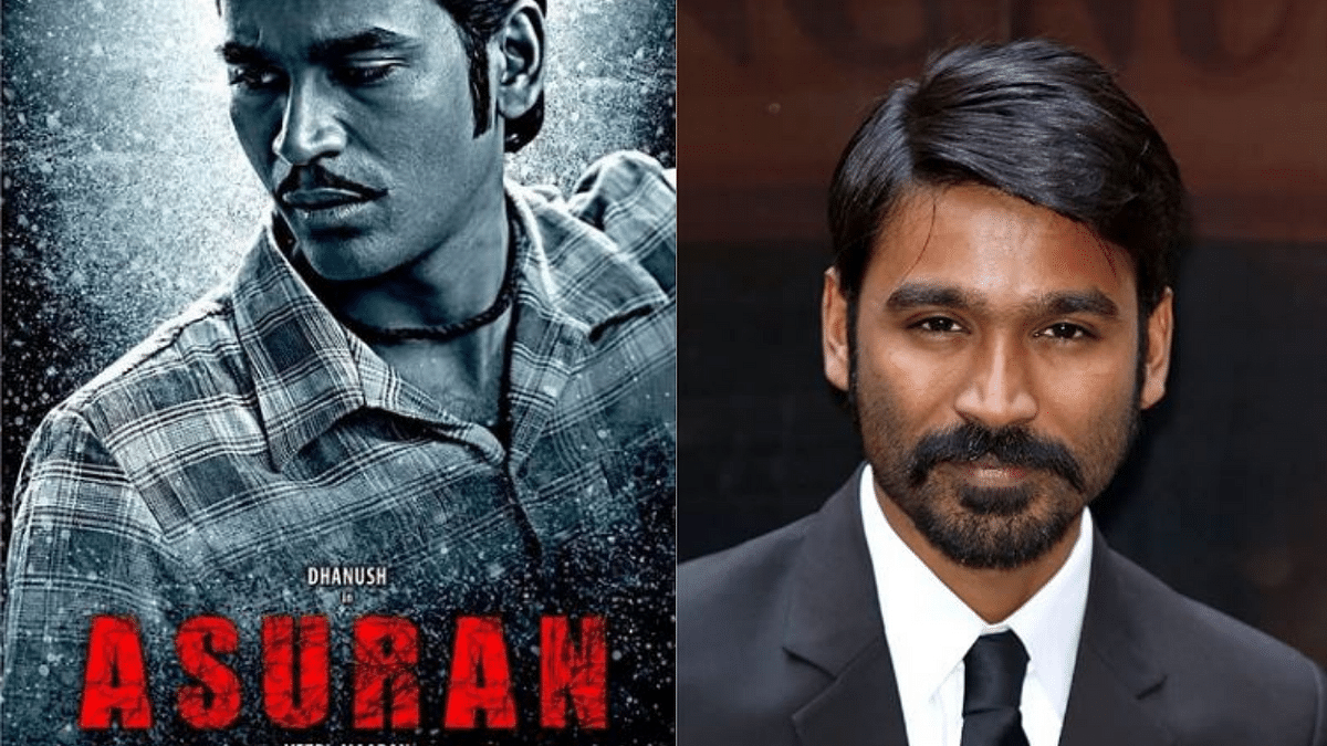 Dhanush Reacts to 'Best Actor' Win at the National Film Awards
