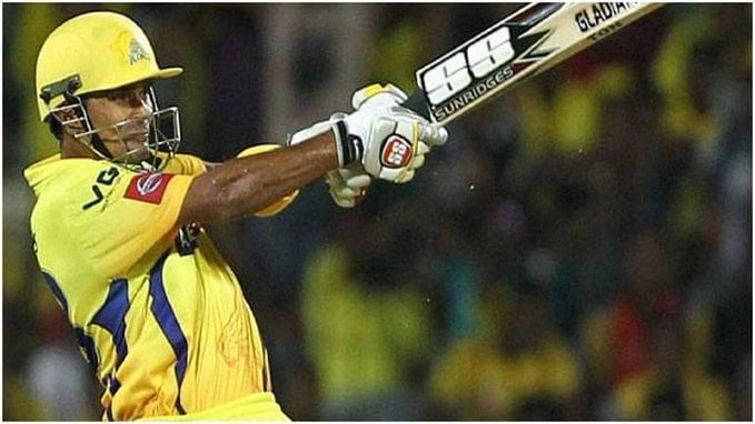 The 40-year-old Badrinath, who represented India in two Tests and seven ODIs as well as one T20 International, said he has got mild symptoms.