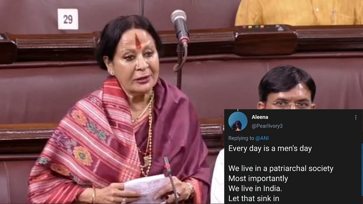 Twitter Reacts to BJP MP's Call for Int'l Men's Day in Rajya Sabha