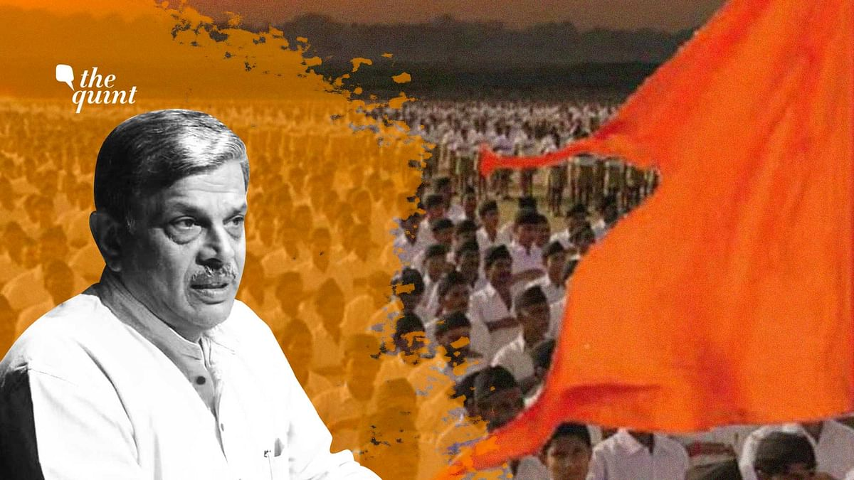 Why RSS Appointing Hosabale Marks a New Era in its Ties With BJP