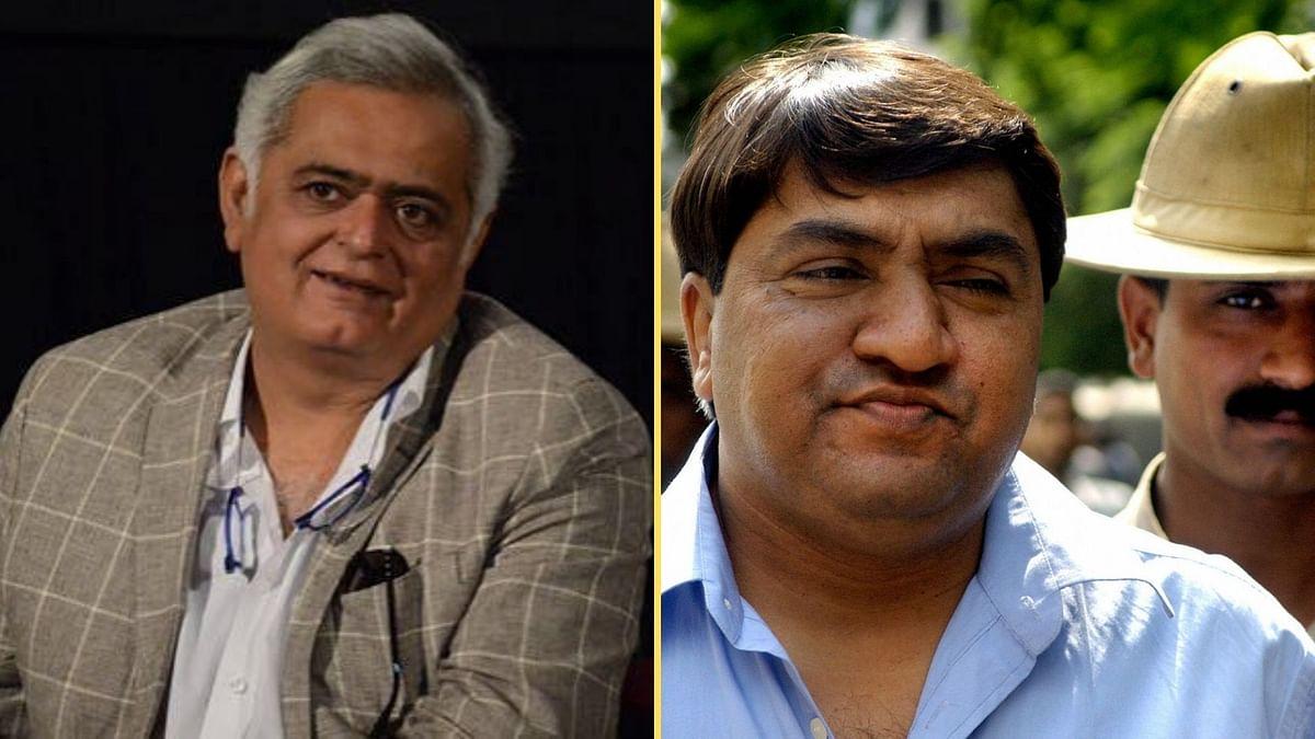 <p>After Harshad Mehta story, Hansal Mehta's next series will be on Abdul Karim Telgi case.</p>