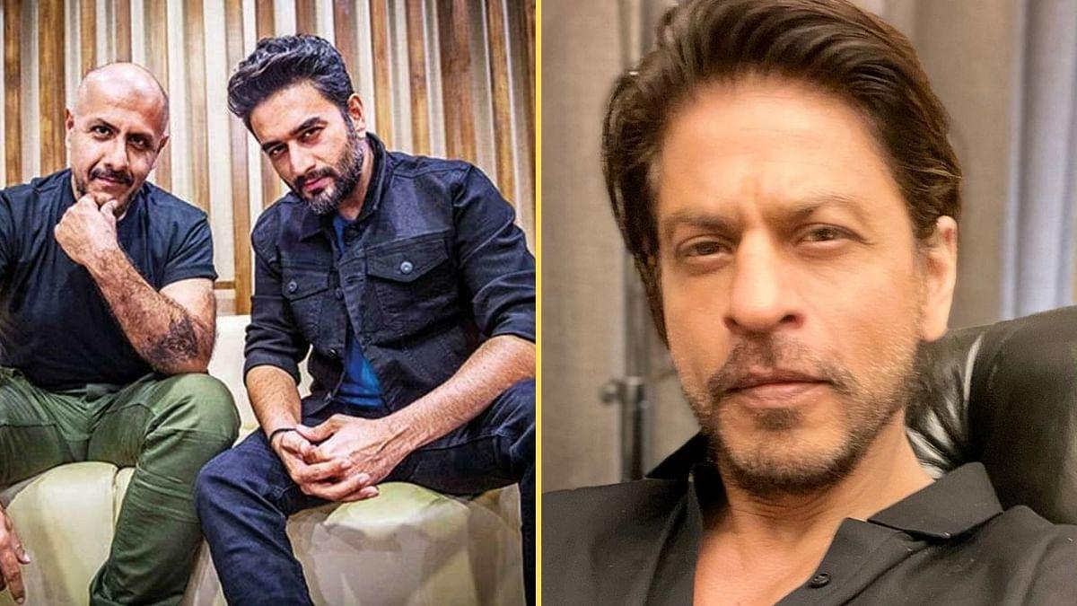 "<div class=""paragraphs""><p>Vishal &amp; Shekhar To Compose Music for SRK-Starrer 'Pathan'</p></div>"