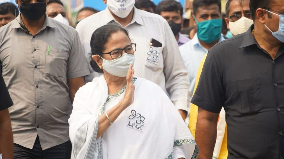 Full of Insinuations: EC Replies to TMC Letter on Mamata 'Attack'