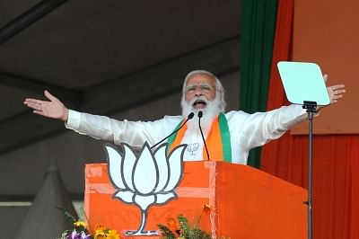 False Narratives Around CAA, Farm Laws: PM on BJP's Foundation Day