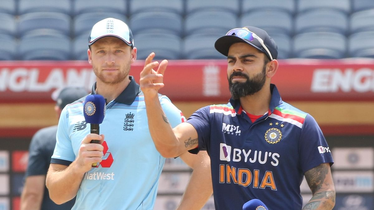 2nd ODI: England Win by 6 Wickets, Equalise Series 1-1