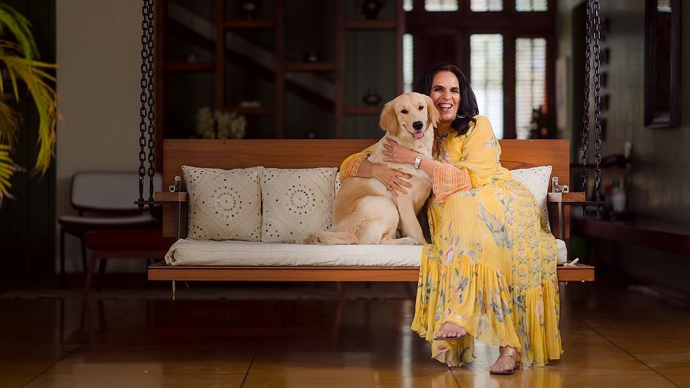 Asian Paints Where The Heart Is: Anita Dongre's Home Is Her Oasis