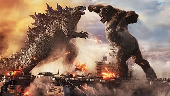 Review: 'Godzilla vs. Kong' Is a Great Masala Movie