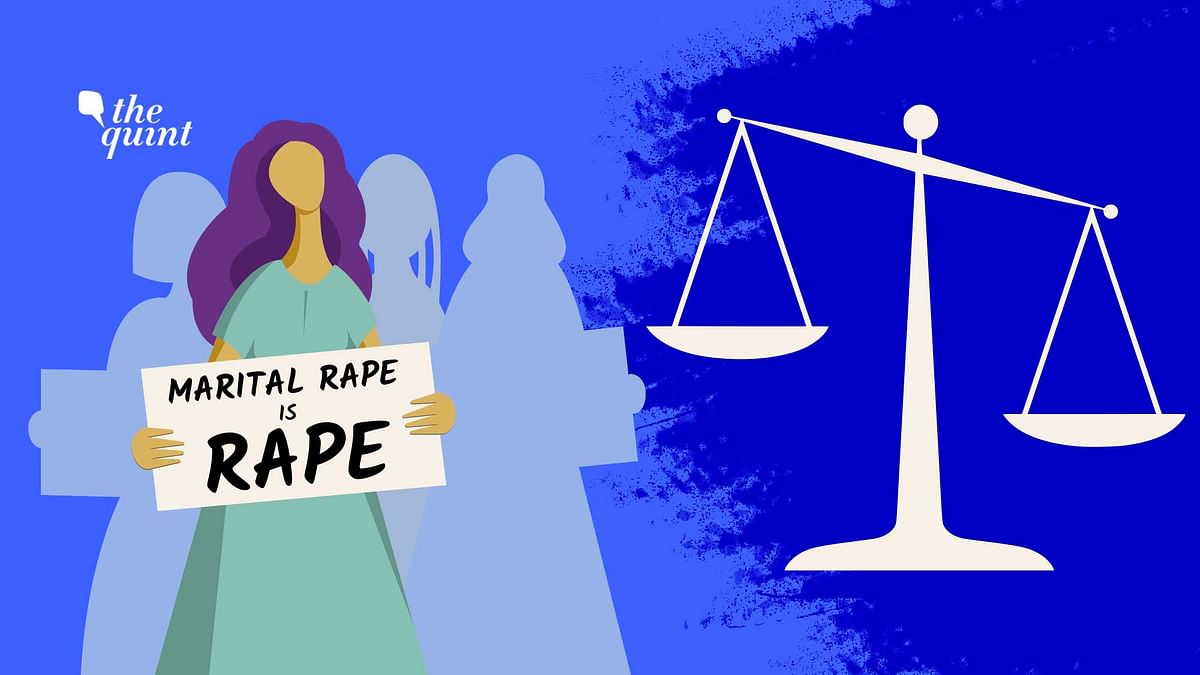 India is one of the 36 countries in the world where marital rape is not criminalised. Why is this?