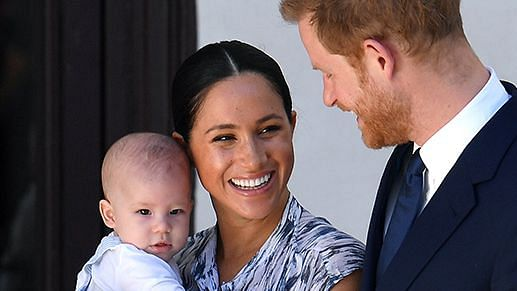 Royal Family Was Concerned About Archie's Skin Colour, Says Meghan
