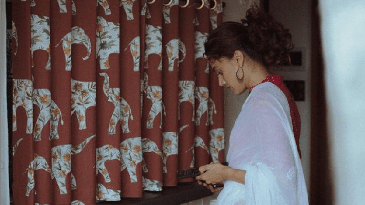 Taapsee Pannu Shares a Glimpse of Her New House, 'Pannu Pind'