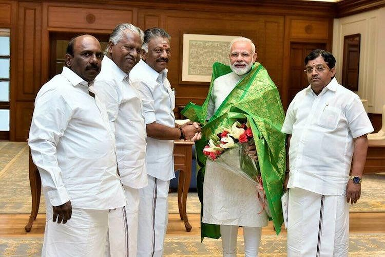 The first election that Tamil Nadu voted for without the stalwart Jayalalithaa was the 2019 Lok Sabha election.