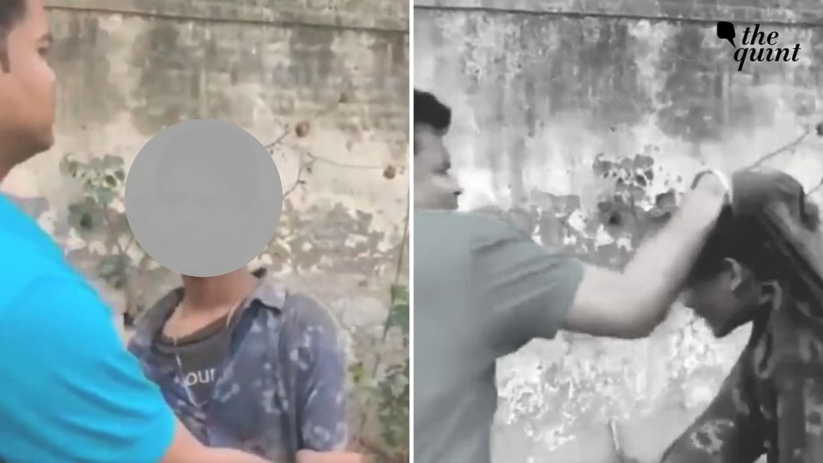 A man was arrested in Uttar Pradesh's Ghaziabad on Friday, 12 March, after a video of him thrashing a Muslim boy who had entered a temple to drink water went viral.