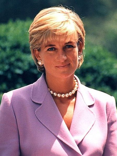 Princess Diana, mother of Harry, Duke of Sussex