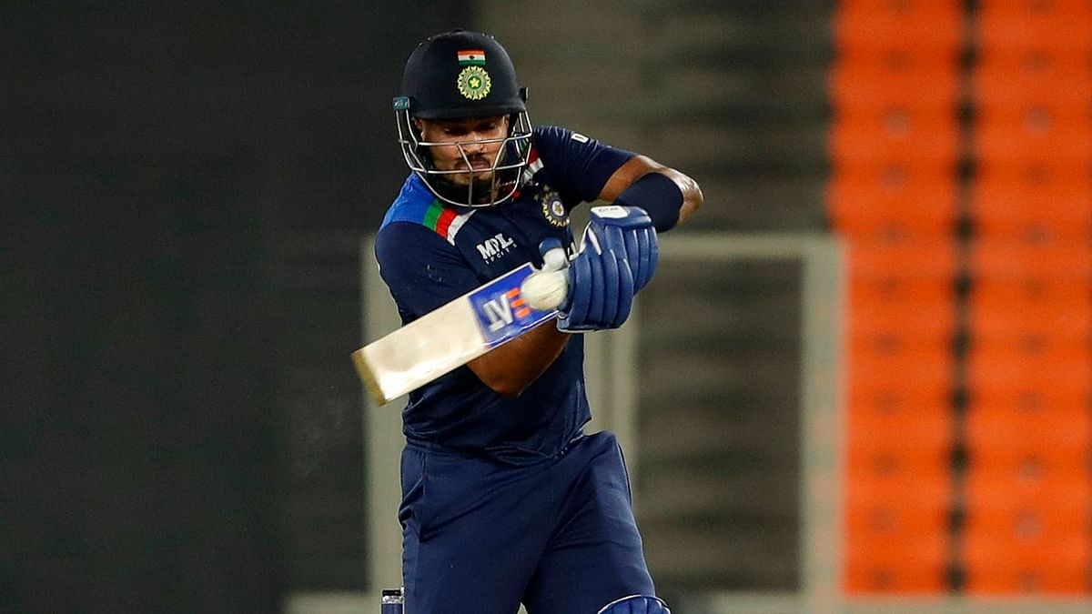 Shreyas Iyer Signs County Contract with Lancashire