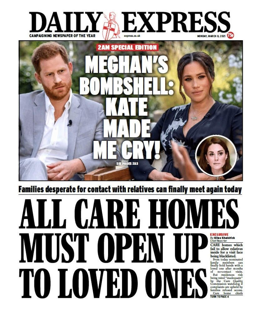 The couple made claims that garnered international headlines and praise from several sections of the society, but not all were kind to the Duke and the Duchess of Sussex.