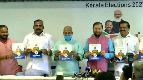 BJP Kerala Manifesto Promises Laws on 'Love Jihad', Employment