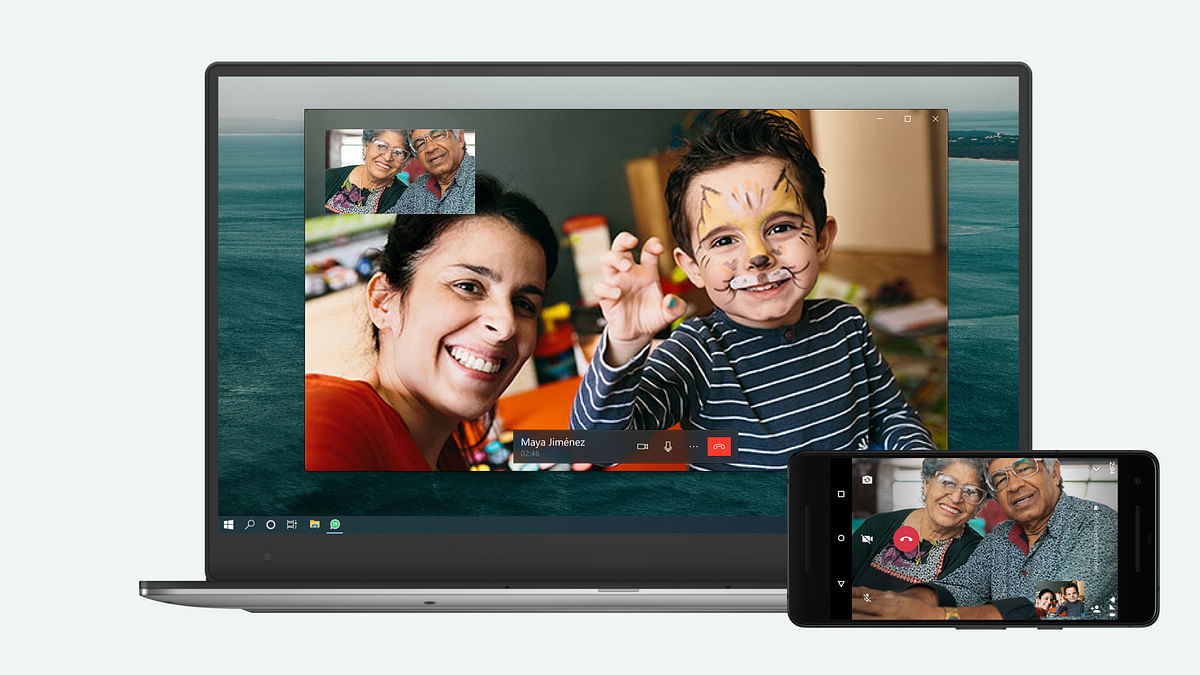 WhatsApp Launches One-to-One Video & Voice Calls on Desktop App