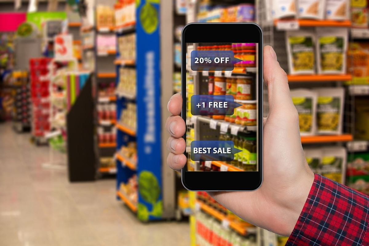 5G will totally change the way you shop.