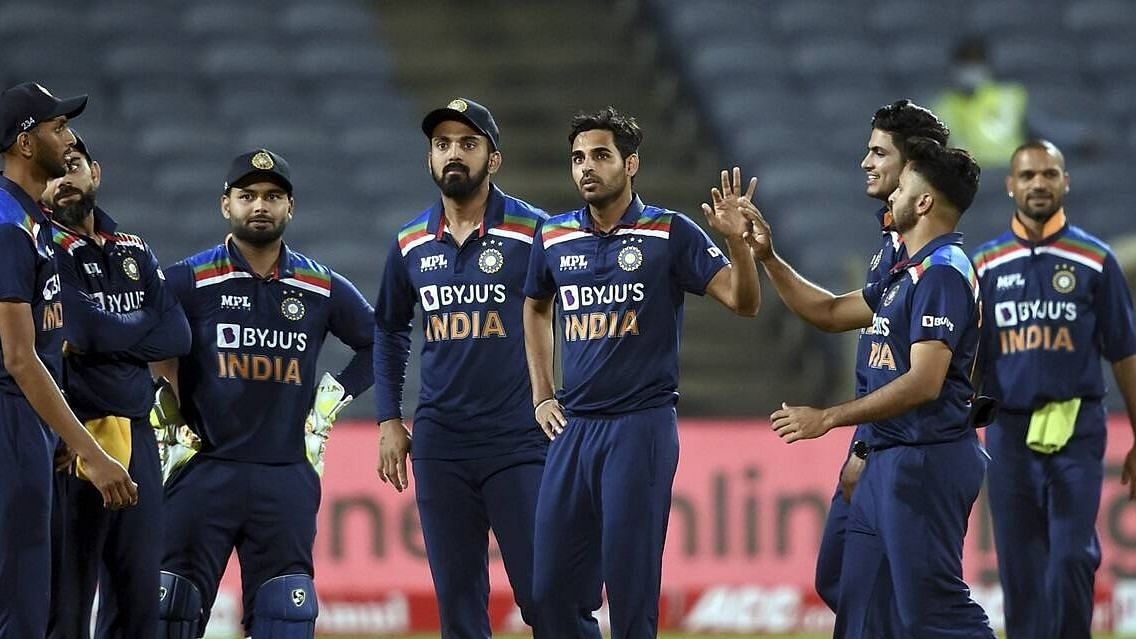 ODI Super League: India in 8th Spot, England Top of the Table