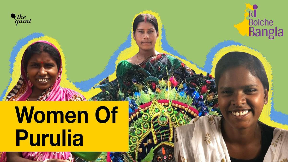 Ki Bolche Bangla: From Pads to Paani, What Women of Purulia Want