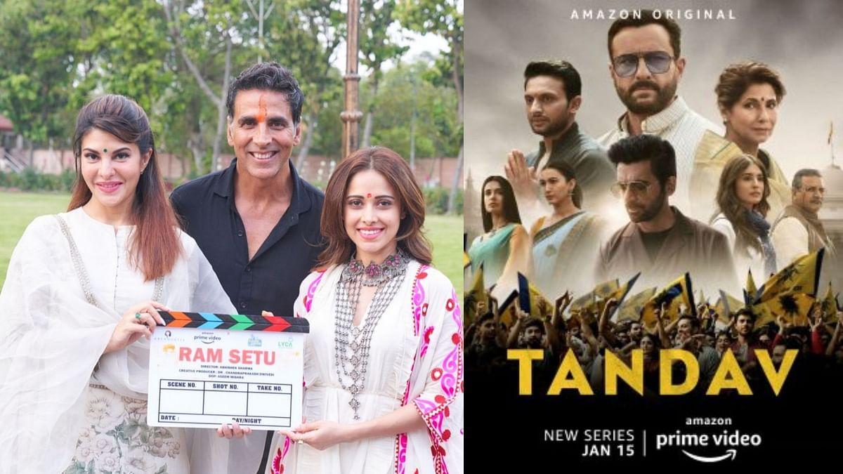 Amazon Backs Akshay Kumar's 'Ram Setu' After 'Tandav' Controversy
