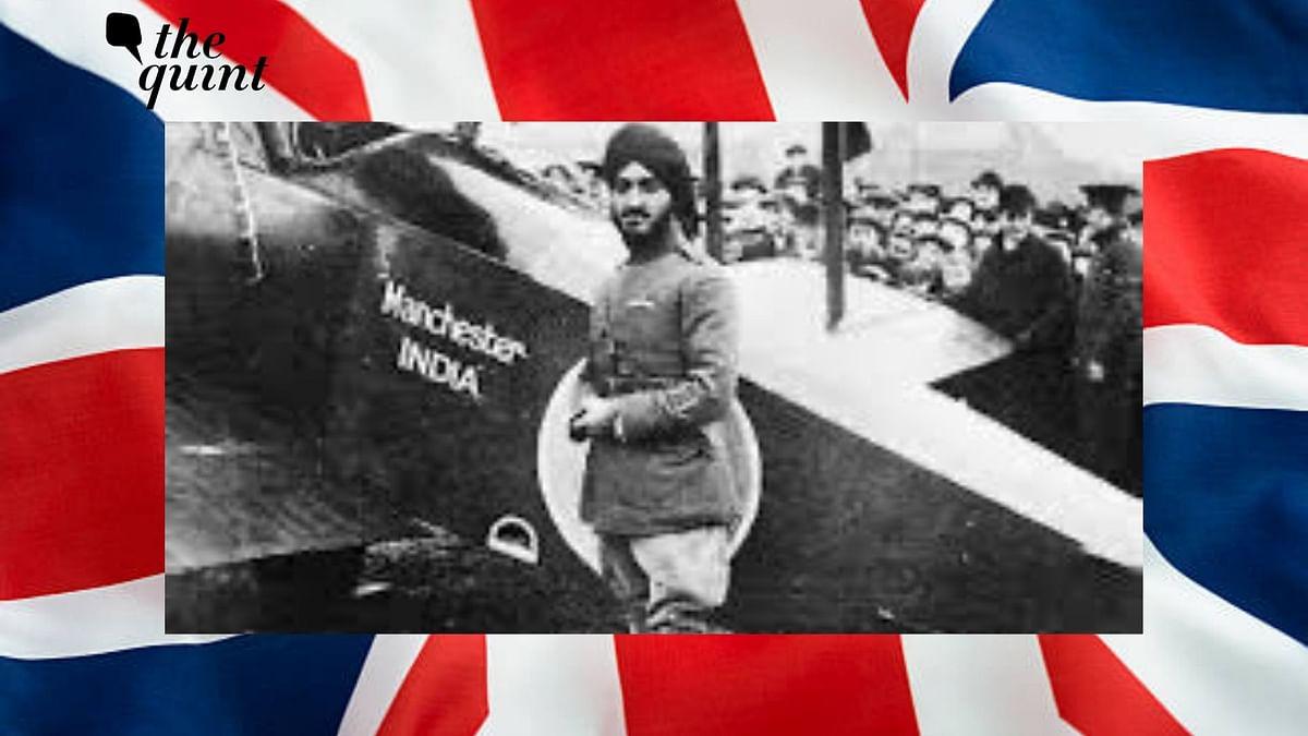 'Flying Sikh' Hardit Singh Malik to Be Honoured in UK Memorial