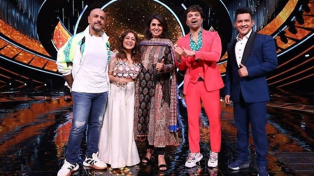 "<div class=""paragraphs""><p>Neetu Kapoor on Indian Idol 12.</p></div>"