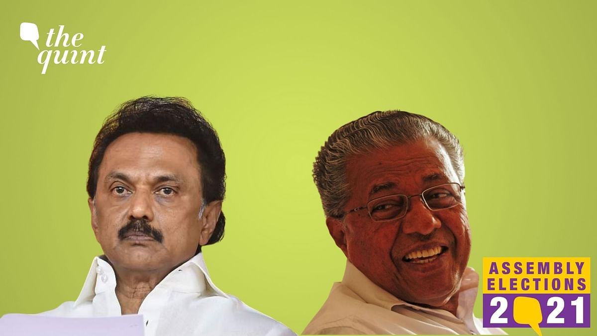 C-Voter: LDF to Retain Power in Kerala; UPA Set for Sweep in TN