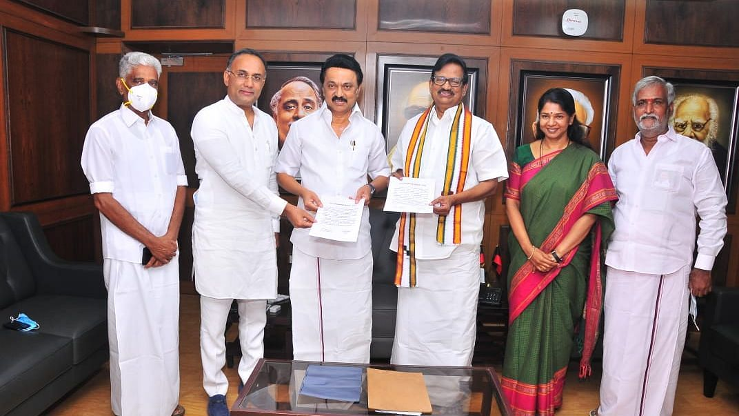 Congress will contest in 25 Assembly constituencies and 1 Lok Sabha seat in the Tamil Nadu elections.