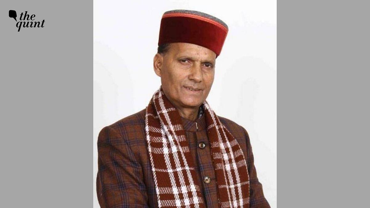 BJP MP Ram Swaroop Sharma Dies by Suicide; Condolences Pour In