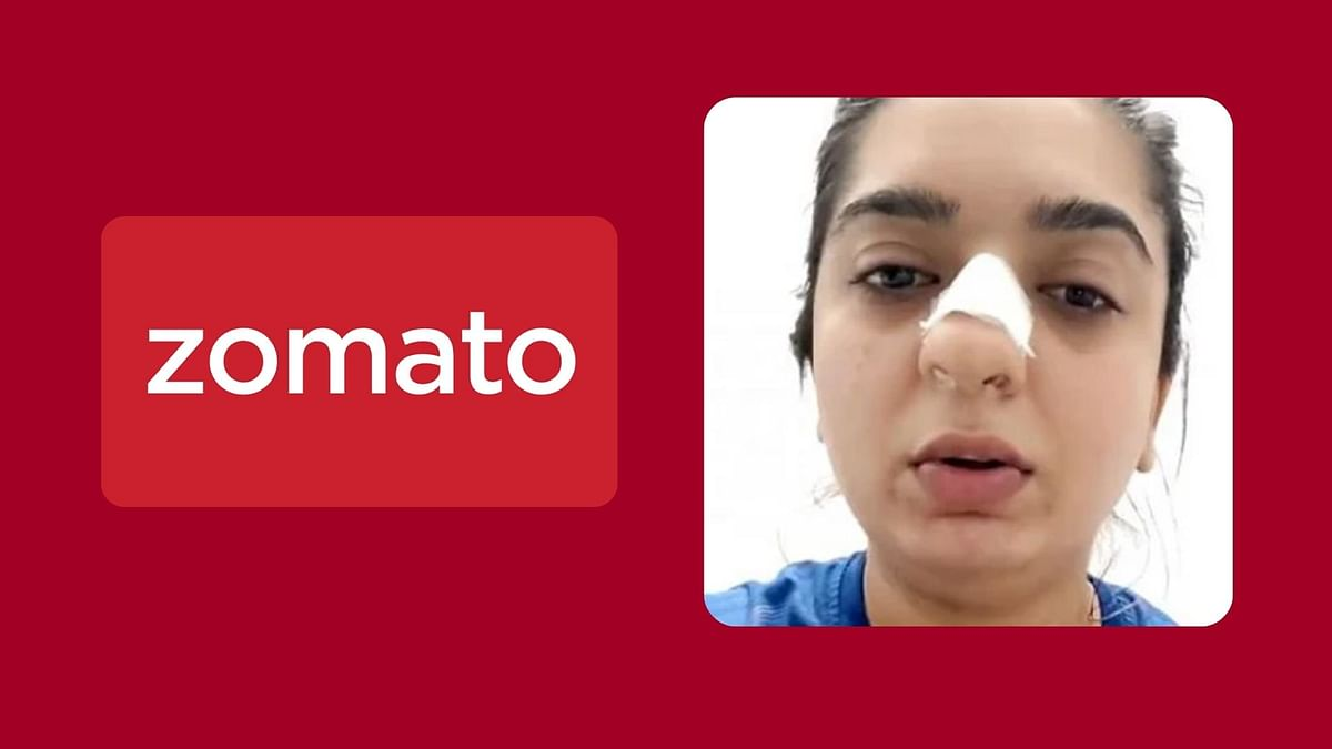 Zomato Row: 'Worried About My Safety,' Hitesha Issues Statement