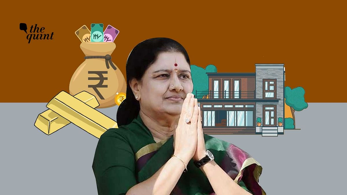 Did BJP Force Sasikala To Choose Between Money and Power?