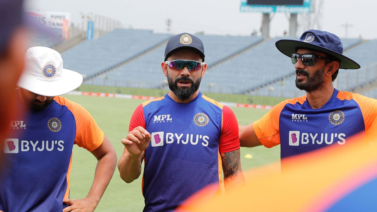 Injured Morgan, Iyer Out as India Look to Complete 'Hat-Trick'